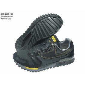 Diesel - Zapatillas para mujer, color azul, talla 38