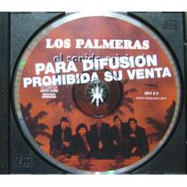 Cumbia Santafesina-los Palmeras-cd Difusion