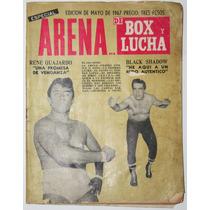 Especial Arena De Box Y Lucha Mayo 1967 Black Shadow Colec2