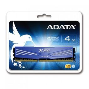 Memoria-ddr3-adata Para Pc - 4gb Ram -1600mhz