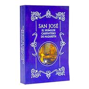 Libro San Jose El Humilde Carpintero De Nazareth + Obsequio