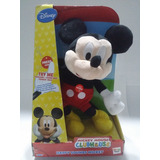 Mickey Mouse Con Sonido 30 Cm 18 Meses M Y F Toys