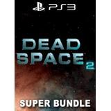 Dead Space 2 Super Bundle Ps3 - No Fisico -