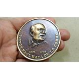 Medalla De Victor Raul Haya De La Torre 1979