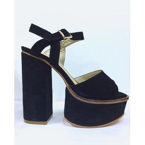 Sandalia Plataforma Elegantes - Calzados La Fabrica