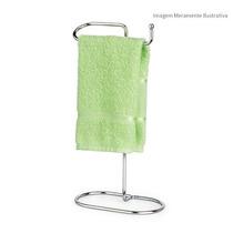 Toalheiro Porta Toalha De Mão Pia Suporte Lavabo Banheiro