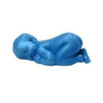 Molde Silicone Bb Bebê Bolo Chocolate Biscuit