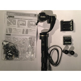 Gimbal Fly Feiyu G4s Plus 3 Axis Para Gopro H4/h5 Impecable!