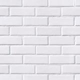 Papel De Parede Pedras Tijolos Brancos Adesivo Vinilico