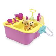 Juguete Para Bañar A Tu Mascota Acqua Pet Lionels Original