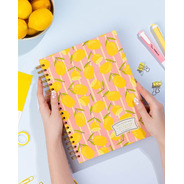 Cuaderno Limones X Atole Magallanes