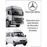 Repuestos Para Mercedes Benz Camiones Gandolas Vehiculo