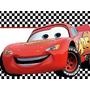 Tarjetas Invitación Virtual Cumpleaños Cars Animada Vídeo