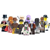 Set A11 Freddy Viernes 13 Aro Terror Compatible Con Lego