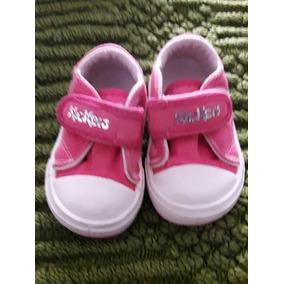 Zapatillas Rosa Impecables!!