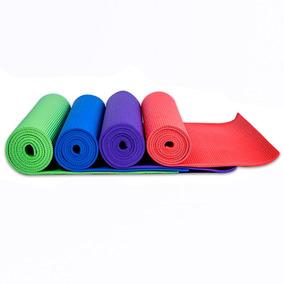 Mat Colchoneta Alfombra Yoga Pilates Goma 6 Unid. / Mundo On