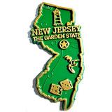 Mapa De Rutas Y Calles De New Jersey Decada Del En Mercado - Mapa de new jersey