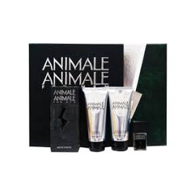 Kit Animale Animale For Men Eau De Toilette
