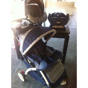 Carrinho Bebê Conforto E Suporte Bebê Conforto Gracco
