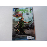 Hq Arqueiro Verde 1ª Série Nº 3 Os Novos 52! - Dc Comics