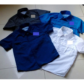 Camisa Tipo Columbia Niños