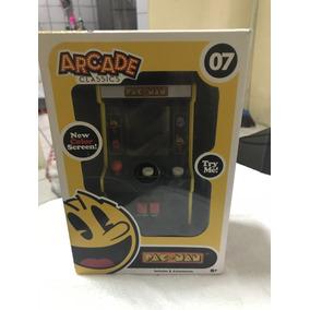 Mini Arcade Fliperama Jogos , Pac-man Tela Lcd
