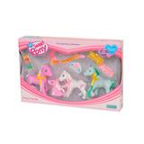 Muñecos The Sweet Pony Mini Family De Ditoys