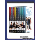 Box Dvd How I Met Your Mother Completa Dublada Legendada