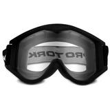 Oculos Motocross Pro Tork 788 Trilha Off Road Cross Preto 7edf9f123f