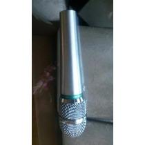 Microfone Original Videoke Raf 9000 Estado De Novo Com Cabo