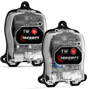 Transmissor Taramps De Sinal Wireless Tw Master + Slave Kit