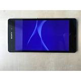 Sony Xperia Z2 Desbloqueado Celular, Negro