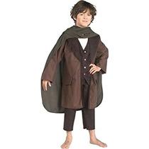 Disfraz Para Niño Rubíes Señor De Los Anillos Frodo Vestuar