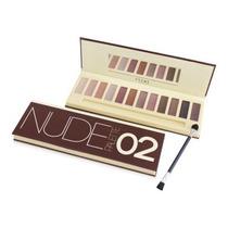 Pallete Nude 02 Vivai Estojo Kit 12 Cores Sombras Matte