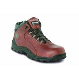 Zapato De Seguridad Marca Edelbrock, Modelo Ed-110