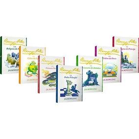 Livro Coleção Harry Potter - J.k. Rowling 7 Volumes