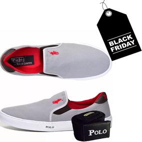 Tenis Sapatenis Sapato Polo Iat Masculino Feminino + 1 Cinto