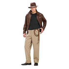 Adulto. Hwo Disfraz Indiana Jones Delux en Mercado Libre México 208931dbfb0