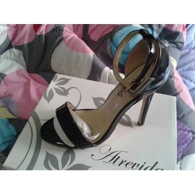 Zapatos Tacon Atrevida Talla 37.5