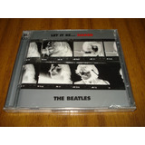 Cd The Beatles / Let It Be...naked (nuevo Y Sellado) 2 Cd