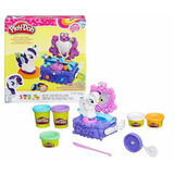 My Little Pony El Tocador De Rarity Masas Playdoh Hasbro