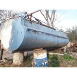 Tanque De Agua 8000 Lts P/camion