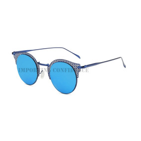 a9104e642 Oculos Espelhado Feminino Azul - Óculos De Sol Carrera em São Paulo ...