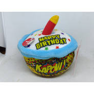 Peluche Feliz Cumpleaños Juguete