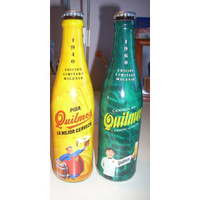 Botellitas Quilmes - Edición Limitada Milenio