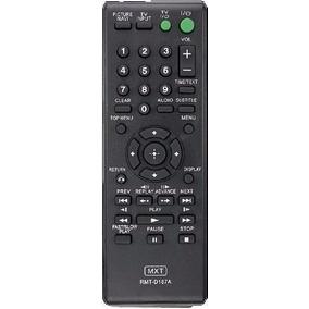 Controle Remoto Dvd Sony Rmt-d187a   Dvp-sr200p