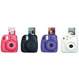 Mini Camara Fuji Imprime Las Fotos Al Instante