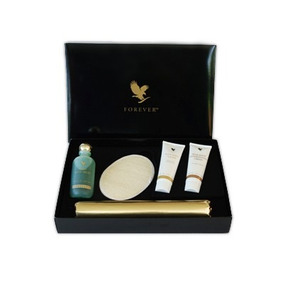 Aloe Body Toning Kit - Forever Living - Redução De Medidas