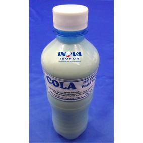 Tubo 500ml Cola De Contato Para Isopor. Cola Na Hora!