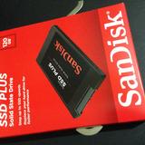 Disco Duro Sólido Ssd Plus San Disk 120gb Nueva Generacion